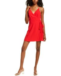 Amanda Uprichard Dress - Red