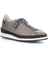 Fly London Oil Suede Sneaker - Gray