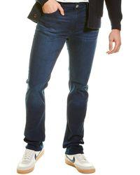 Hudson Jeans Byron Straight Leg Jean - Blue