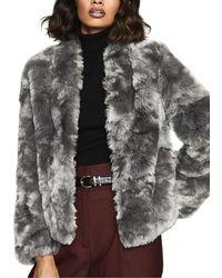 Reiss Millie Coat - Gray