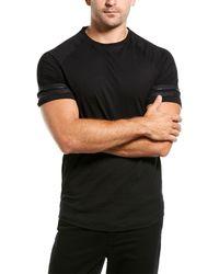 NANA JUDY Status T-shirt - Black