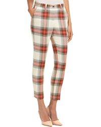 GANT Wool-blend Pant - Multicolour