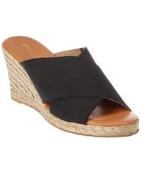 Andre Assous Ambra Wedge Sandal - Multicolor