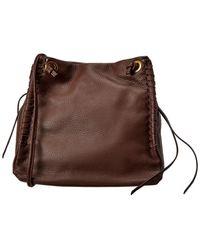 Hobo International Bolada Leather Crossbody - Brown