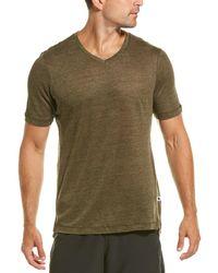 Vimmia Chief V-neck T-shirt - Green