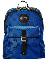 Gucci Off The Grid Backpack - Blue