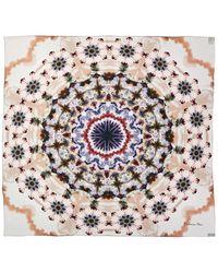 Dior Silk Scarf - Multicolour