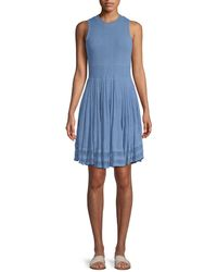 Torn By Ronny Kobo - Bryce A-line Dress - Lyst