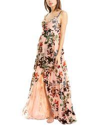 Nicole Miller Gown - Pink