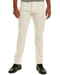 AG Jeans Everett Grey Slim Straight Leg
