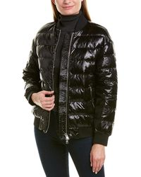 Woolrich Padded Puffer Jacket - Black