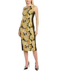 ESCADA Dlleha Sheath Dress - Yellow