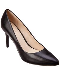 Cole Haan Quincy Leather Pump - Black