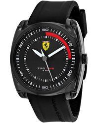 Ferrari Tipo J-46 Watch - Black