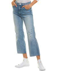 Joe's Jeans Joes Jeans The Blake Michaela Slim Straight Leg Jean - Blue