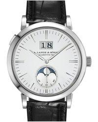 A. Lange & Sohne Watch - Metallic