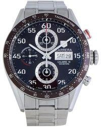 Tag Heuer Tag Heuer Men's Aquaracer Aquagraph Watch - Metallic