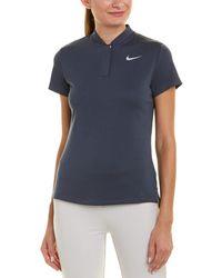 Nike Golf Dry Polo - Blue