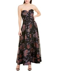 Keepsake Atomic A-line Dress - Black