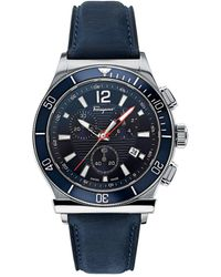 Ferragamo Ferragamo1898 Sport Watch - Blue