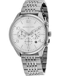 Michael Kors Men's Merrick Watch - Metallic