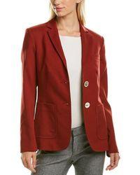 Piazza Sempione - Wool-blend Jacket - Lyst