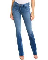 Hudson Jeans Beth Day Dreaming Baby Bootcut - Blue
