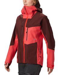 Mountain Hardwear Exposure/2 Gore-tex Pro Jacket - Red