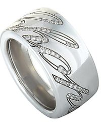 Chopard 18k 0.28 Ct. Tw. Diamond Ring - Metallic