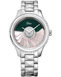 Dior Dior Women's Grand Bal Watch - Metallic