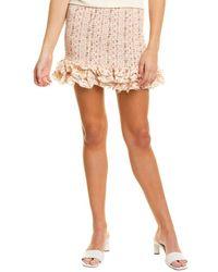 Petersyn Barrett Mini Skirt - Multicolour