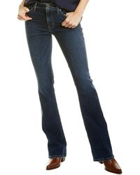 Hudson Jeans Love Ashwell Bootcut Jean - Blue