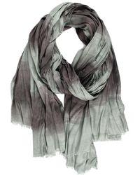 Michael Stars Vintage Stripe Wrap - Gray