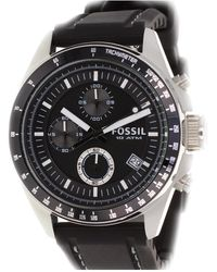 Fossil Men's Decker Watch - Multicolour