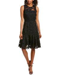 Reiss Adia Dress - Black