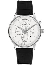 Jacques Lemans Retro Watch - Metallic