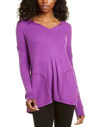 Vera Bradley Windsor Top - Purple