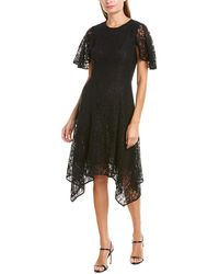 Donna Karan New York A-line Dress - Black
