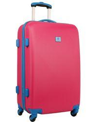 "Anne Klein - Palm Springs 24"" Hardside Spinner Luggage - Lyst"