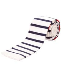 Façonnable - Striped Tie - Lyst