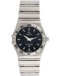 Omega Omega Women's Constellation Watch, Circa 2000s - Metallic