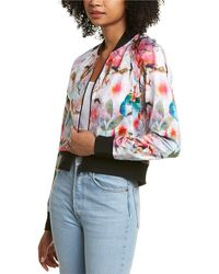 Pam & Gela Crop Jacket - Multicolour