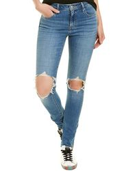 Levi's Mile High Jet Setter Super Skinny Leg - Blue
