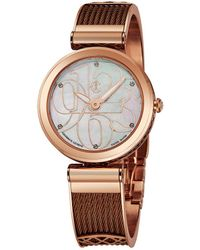 Charriol Forever Watch - Metallic