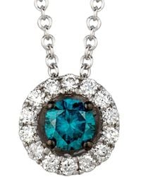 Le Vian ? 14k Vanilla Gold? 0.28 Ct. Tw. Diamond Pendant - Metallic
