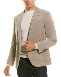 Brunello Cucinelli Cashmere-blend Blazer - Multicolour