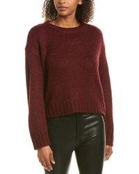 BB Dakota All Tied Up Sweater - Red