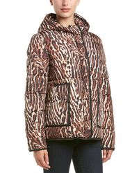 Maje - Ghana Quilted Coat - Lyst