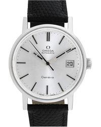 Omega Omega 1970s Geneve Watch - Metallic