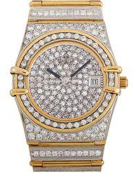 Omega Omega Watch - Metallic